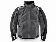 bmw streetguard air motorcycle jacket anthracite