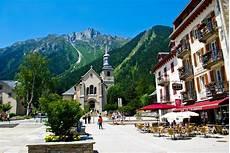 Top World Travel Destinations Chamonix