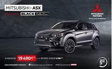 mitsubishi asx black collection mitsubishi asx black collection seyssinet alpes auto