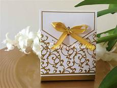 100 gold wedding party birthday engagement favor sweet cake gift boxes bags ebay