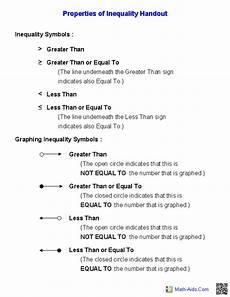 algebra worksheets inequalities 8439 addition property of equality worksheet pdf pre algebra worksheets inequalities worksheetsfree