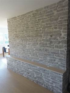 wohnwand stein wohnwand stein optik lajas gris in 2019 wandverkleidung