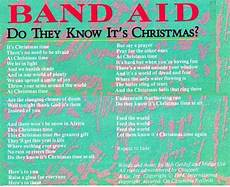 Band Aid Do They It S - top of the pops 80s band aid do they it s
