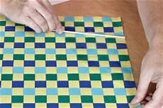 Tischsets Selber Machen - ideen f 252 r die tisch deko bastelidee tischset basteln