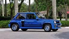 1980 Renault Series 1 R5 Turbo S124 Monterey 2014