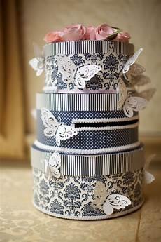 diy wedding cake card box tutorial create and babble