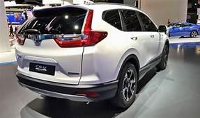 2018 Honda CRV Hybrid Specs  Car US Release