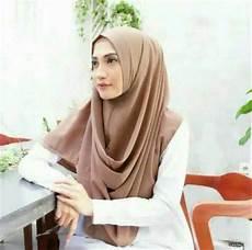 Jilbab Pashmina Instan Sala Voal Motif