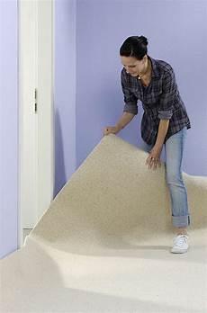 Teppich Zum Verlegen - teppich fixieren diy academy