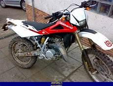 2007 husqvarna wre 125 moto zombdrive