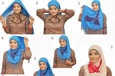 Kreasi Jilbab Simple Menulis Untuk Hidup