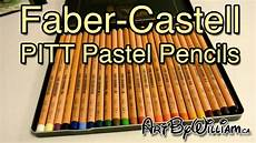 Faber Castell Malvorlagen Review By William Faber Castell Pitt Pastel Pencils Review