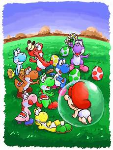 Malvorlagen Mario Und Yoshi Island Yoshi S Island Mario Advance 3 Bomb