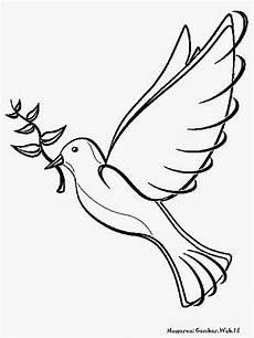 Mewarnai Gambar Burung Merpati Mewarnai Gambar