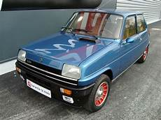 Renault 5 Alpine Turbo Gt Spirit