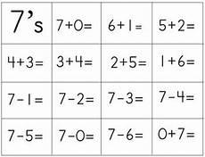 math flash cards printables 10839 flashcard math facts and math on