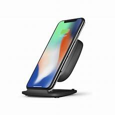 zens ultra fast wireless charger stand optimized for apple