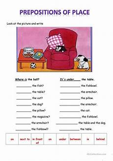 prepositions of place worksheet free esl printable worksheets made by teachers g s english