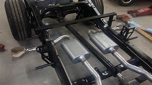 Custom Body Mounts Bed And Dual Exhaust