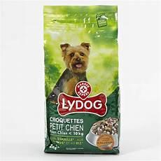 croquette chien test lydog leclerc croquettes petit chien 224 la volaille