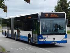Mercedes Citaro Ii Der Rostocker Stra 223 Enbahn Ag In Rostock