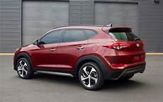 2018 Hyundai Tucson Gets A Few Upgrades The Torque Report