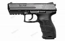 pistolet à blanc pistolet 224 blanc h k p30 9mm pak armurerie loisir