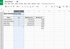 how to use google sheets the complete beginner s guide