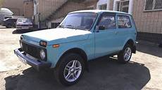2000 vaz 21213 lada niva 4x4 start up engine and in