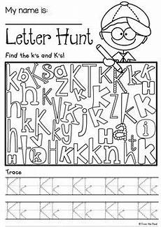 letter worksheets 18361 letter hunt worksheets alphabet by from the pond tpt