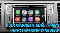 volkswagen apple carplay review discover media