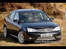 ford mondeo 3 ford mondeo 3 0 st220 5dr history low mileage