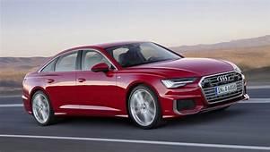 Audi A6 2019 Shown Ahead Of Geneva Debut  Car News