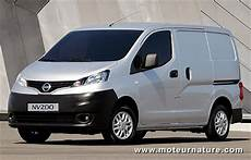 la version 233 lectrique du nissan nv200 confirm 233 e pour la