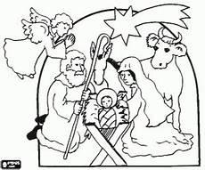 Ausmalbilder Weihnachten Jesu Geburt Geburt Jesu Malvorlagen Coloring And Malvorlagan