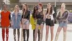 germany next top model 2018 gntm schock deshalb m 252 ssen die kandidatinnen jetzt ins