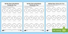 time worksheets differentiated 2965 year 3 tell and write the time differentiated worksheet worksheets f
