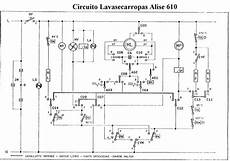 diagrama del circuito el 233 ctrico candy alise 610 yoreparo