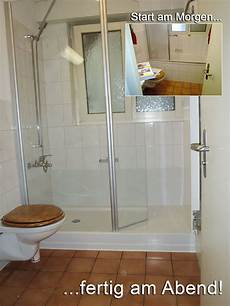 Umbau Badewanne Zu Barrierearmer Dusche