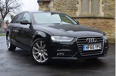 Used Black Audi A4 Avant For Sale Cheshire
