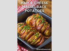 Ham and Cheese Patties image