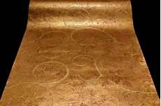 gold tapete la veneziana vlies tapete vliestapete 77724 gold rost