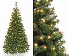 Weihnachtsbaum Led Beleuchtung - k 252 nstlicher led weihnachtsbaum mit 150cm gr 252 n g 252 nstig kaufen