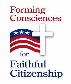 forming consciences for faithful citizenship graphics for forming consciences for faithful citizenship