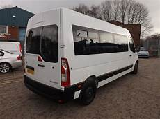 new 17 seater 3 85ton candrive flexi renault master school