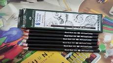 faber castell 6 drawing pencils review unboxing