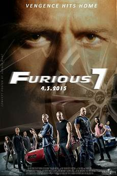 The Fast And The Furious 7 Fast