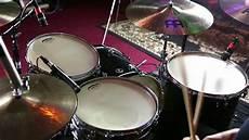 demo of new aquarian modern and vintage ii drum heads