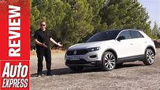 New Vw T Roc Review Can Volkswagen Conquer The Small Suv