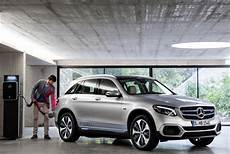 Hydrogen Powered Mercedes Glc F Cell Hybrid To Arrive